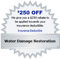 Water Damage Restoration 1